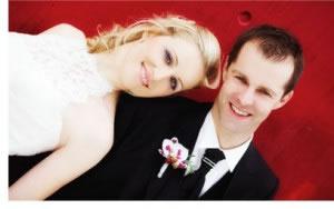 Reinhard und Melanie an Ihrem schönsten Tag begleitet von Hochzeitsvideoteam von X-trem production